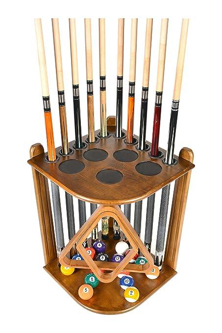 Cue Rack Only   10 Pool   Billiard Stick U0026 Ball Floor Rack   Holder Choose