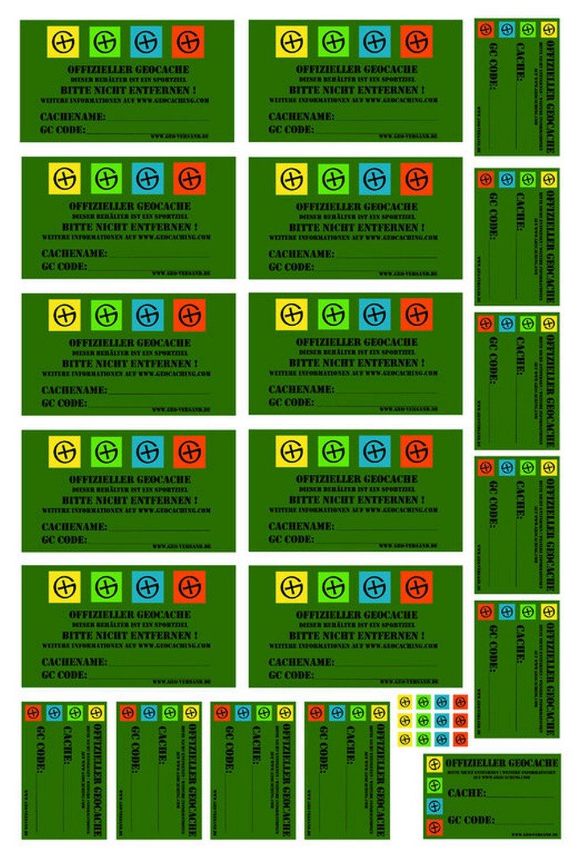 mehrfarbig 10350 GEO-VERSAND Magnetische Gottesanbeterin Insect