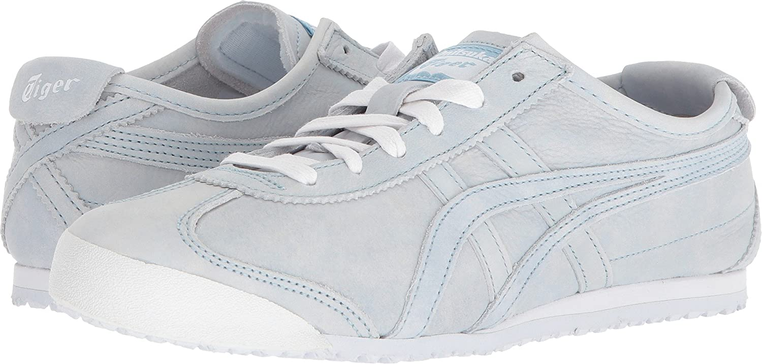 Onitsuka Tiger Women's Mexico 66 B07356JWLY 9.5 B(M) US|Smoke Light Blue/Smoke Light Blue