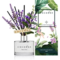Cocod'or Lavender Reed Diffuser/Black Cherry / 6.7oz(200ml) / 1 Pack/Home Decor & Office Decor, Fragrance and Gifts
