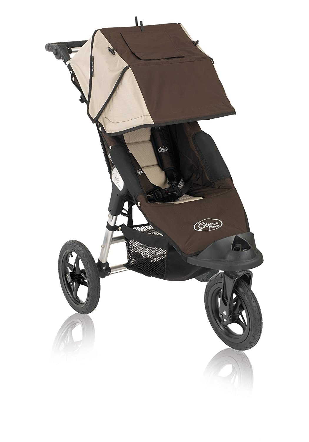 Amazon.com: Baby Jogger City Classic Single carriola, café ...