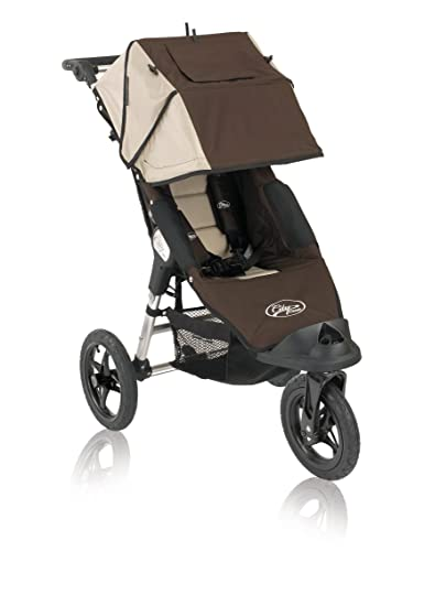 Baby Jogger City Classic Single Stroller Brown Stone Discontinued By Manufacturer