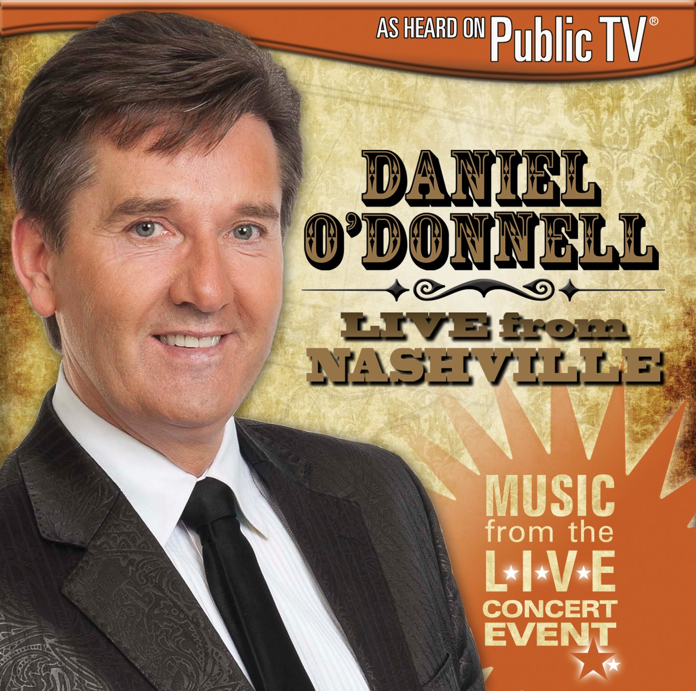 Daniel O'Donnell Live From Nashville