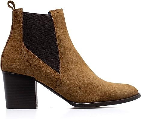 Zapatos miMaO. Zapatos Piel Mujer Hechos EN ESPAÑA. Botines ...
