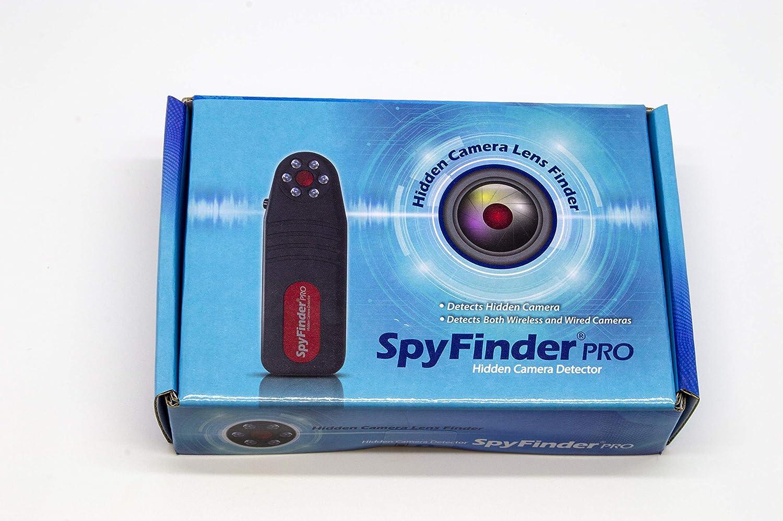 SPY Finder PRO Hidden Spy Camera Detector - Portable Pocket Sized Camera  Finder Locates Hidden Camera in Your House, Office, AirBnB Rentals, Hotel