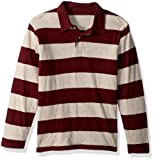 Amazon Price History for:The Children's Place Big Boys' Long Sleeve Rugby Stripe Polo