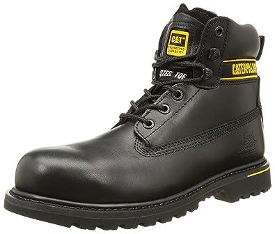 Holton S3 HRO SRC/Mens Black, Mens Safety Boot, Black, 11 UK (45 EU) CAT