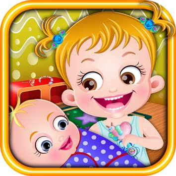 Baby Hazel: Sibling Surprise