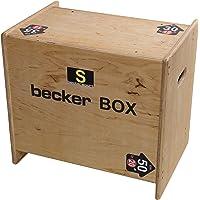 Becker-Sport Germany Becker Box S World nieuwigheid, 5 in 1 doos, (BSG 28952) unieke Plyo Box met 5 sprong hoogten