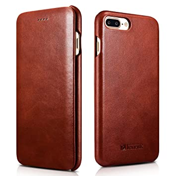 coque cuir iphone 8 plus