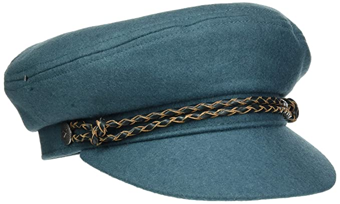 026bcc755 Brixton Men's Ashland Greek Fisherman Hat