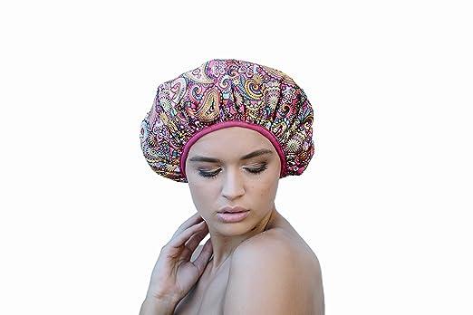 Dillys Collections - Gorra de baño, microfibra de lujo, ultra ...