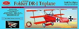 product image for Guillow's Fokker DR1 Triplane Laser Cut Model Kit