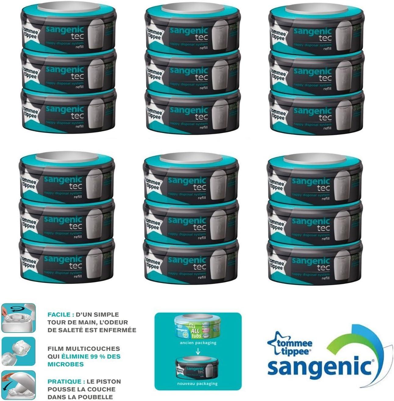 SANGENIC 1 Refills for Sangenic Bin Multipack 2
