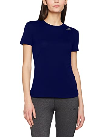 44b978e0 adidas Women's Prime Tee T-Shirt: adidas Performance: Amazon.co.uk ...