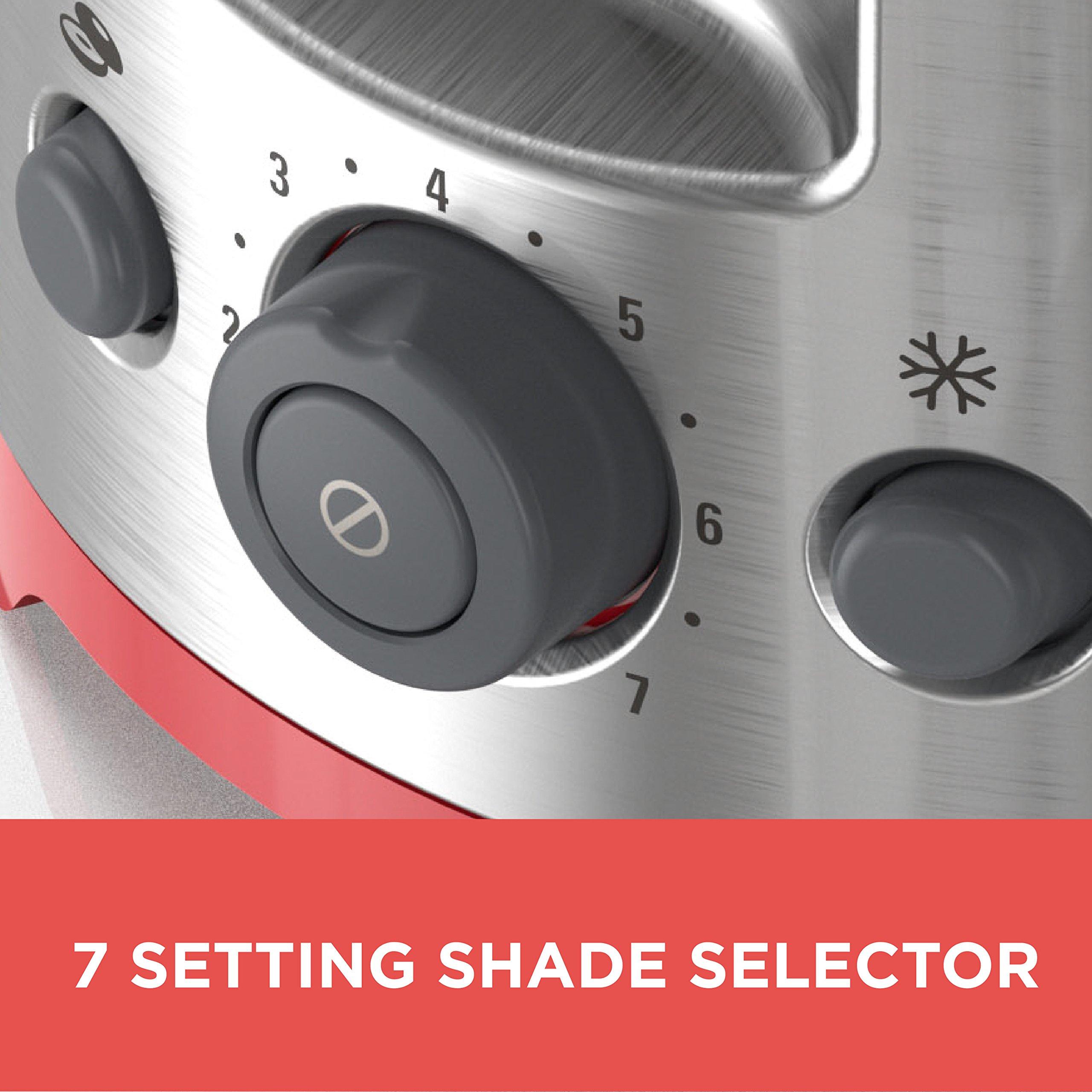 BLACK+DECKER 2-Slice Toaster, Red, TR1278RM by BLACK+DECKER (Image #6)