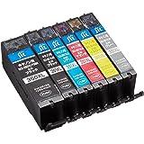ジット キャノン(Canon)対応 リサイクル インクカートリッジ BCI-351XL+350XL/6MP(大容量) 6色セット対応 JIT-NC3503516PXL