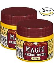 Magic Baking Powder 225 Grams, Pack of 2, Total 450 Grams