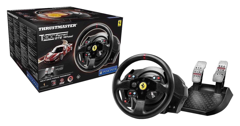 PS4//PS3 Classics Thrustmaster T80 RW Volante