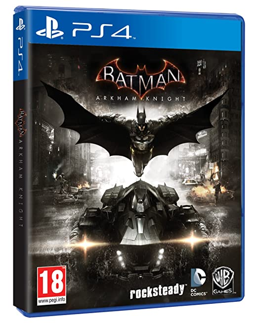 274 opinioni per Batman: Arkham Knight