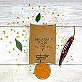 Wandering Foodie Milagai Podi (Idli Podi) 100gm - Pack of 2-100 gm Each
