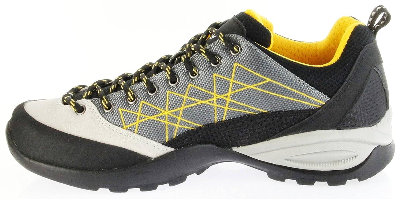 ConWay Sportschuhe Grau Herren/Damen Outdoor Wander Trekking Schuhe Condor, Farbe:Grau, Größe:42