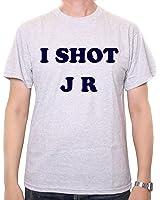 I Shot JR T Shirt by Old Skool Hooligans