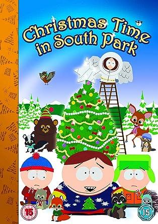 South Park Christmas Episodes.Amazon Com South Park Christmas Time In South Park Dvd
