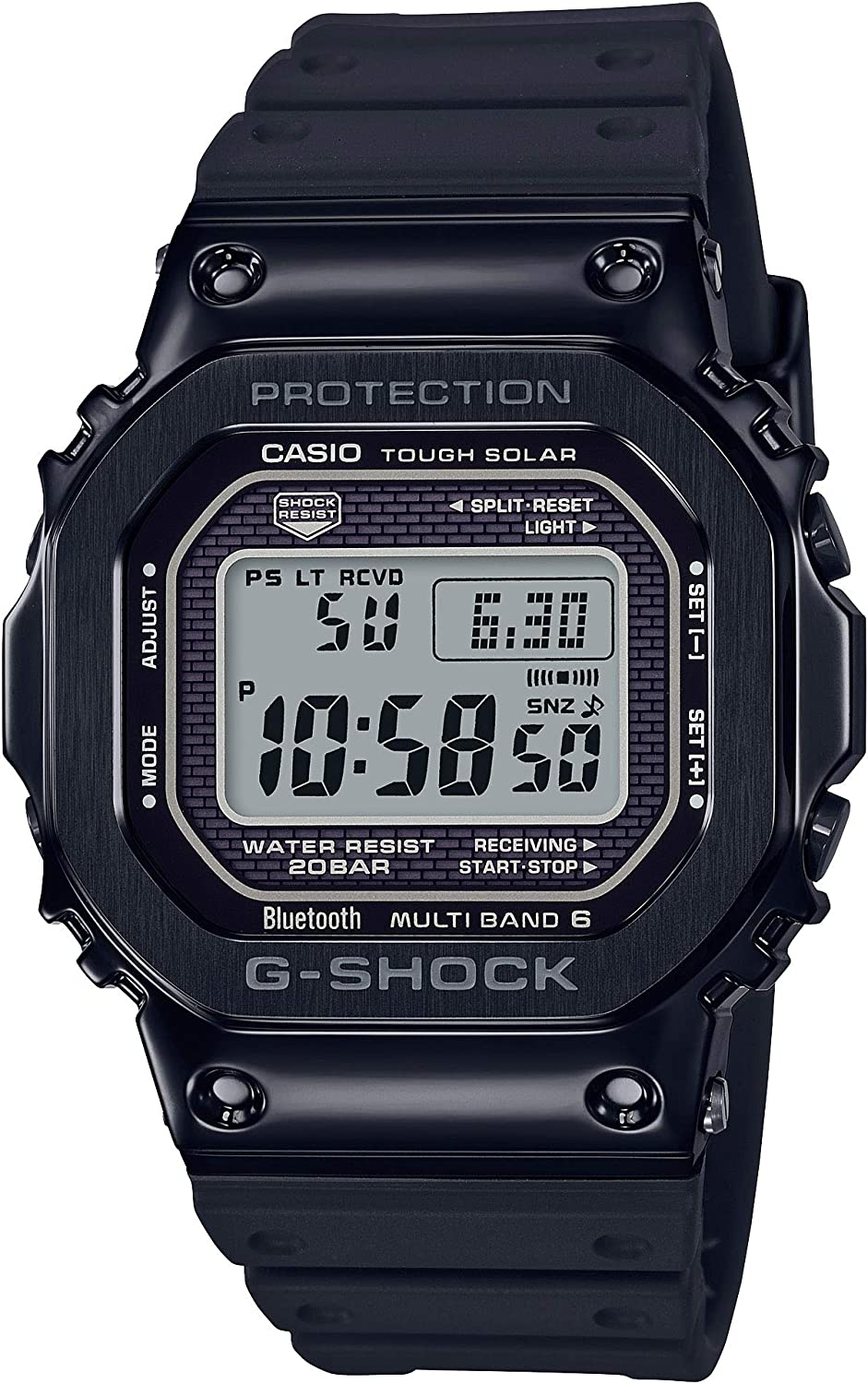 Casio G-SHOCK GMW-B5000G-1JF Radio Solar Watch Japan Domestic Genuine Products