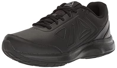 d5f4872170ba4e Reebok Women s Walk Ultra 6 DMX MAX Sneaker Black Alloy 5 ...
