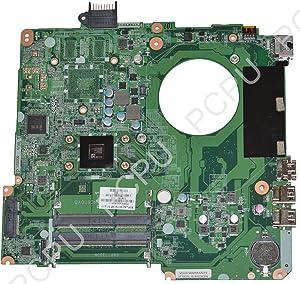 HP 776783-501 HP Touchsmart 15-F Laptop Motherboard w/ AMD E1-2100 1.0Ghz, DA0