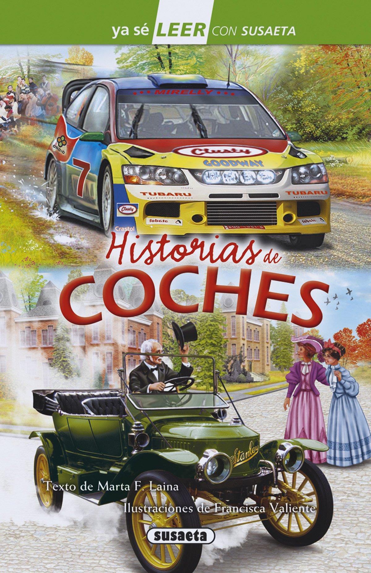 Historias de coches (Spanish) Hardcover – 2014