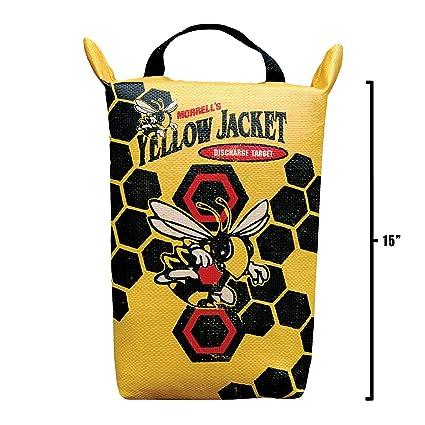 Black hawk yellow jacket bow