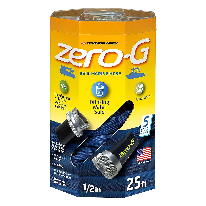 Teknor Apex 400625 Company 4006-25 Hose Zero-G 1/2X25 Rv/Marine