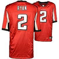 $227 » Matt Ryan Atlanta Falcons Autographed Nike Red Limited Jersey - Fanatics Authentic Certified - Autographed NFL Jerseys