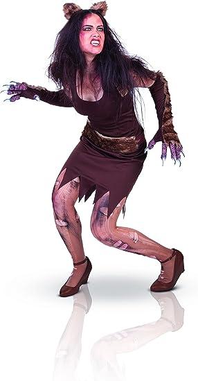 Rubies Disfraz Adulto - Wolfa: Amazon.es: Juguetes y juegos