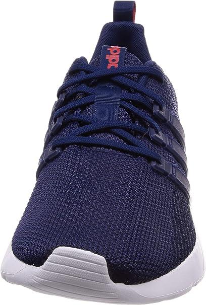adidas Originals Querstar Flow Baskets pour Homme FR:50 Bleu