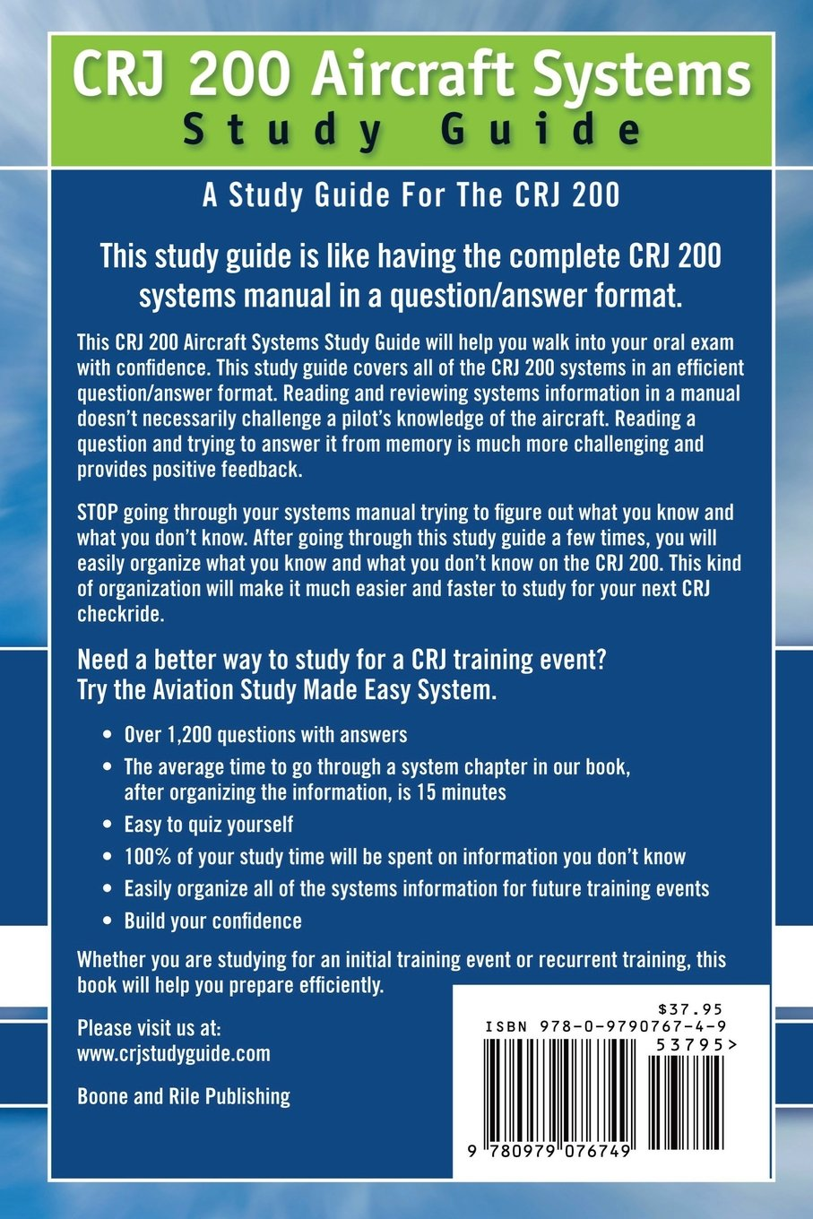 Crj 200 aircraft systems study guide aaron boone 9780979076749 crj 200 aircraft systems study guide aaron boone 9780979076749 amazon books fandeluxe Gallery