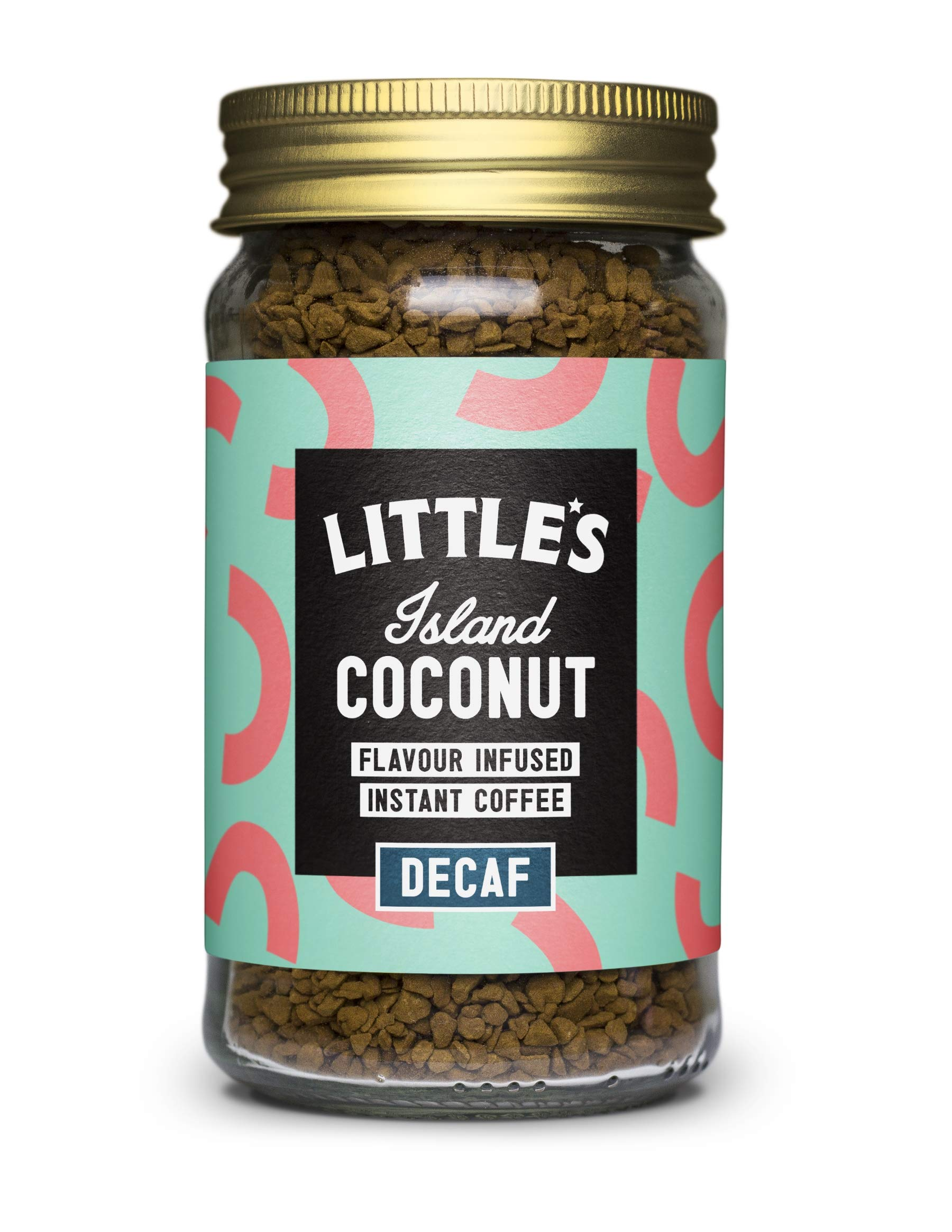 Little's Island Coconut Decaf Instant Coffee 50g x 1