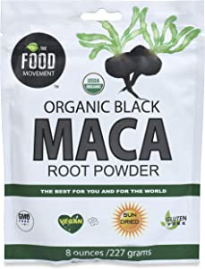 The Food Movement Co. - Black Maca Root