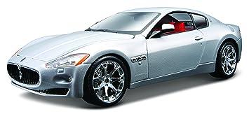Bburago - Maserati Gran Turismo 2008 (18-25083): Amazon ...