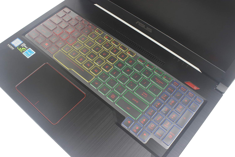 Displayschutzfolie Bildschirmschutz Blasenfreies Vaxson 3 St/ück Schutzfolie kompatibel mit ASUS TUF Gaming FX705GM 17.3 nicht Panzerglas