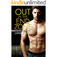 Out in the End Zone: MM College Romance (Out in College Book 2)