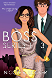 The Boss Series 1-3: Box Set
