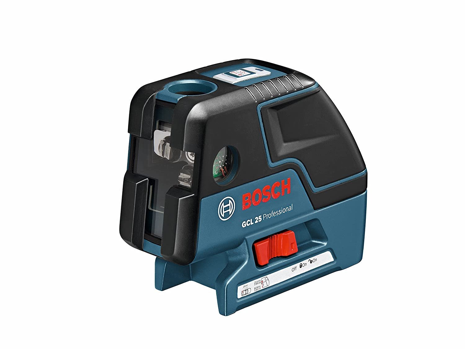 Bosch Gcl 25 Self Leveling 5 Point Alignment Laser With Cross Line And L Boxx St