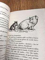 La Telaraña de Carlota: Amazon.es: E. B White, Garth