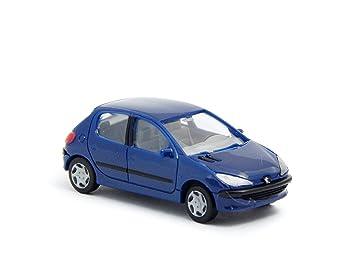 Amazon.com: Peugeot 206 1:87 2-inch Model Car: Toys & Games