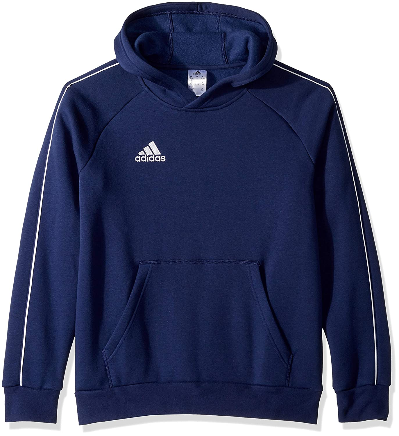 88b945288 Amazon.com: adidas Unisex Youth Soccer Core18 Hoody: Clothing