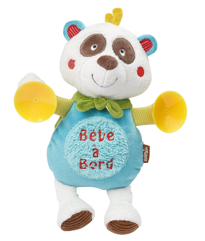 BabySun Autocollant Bébé à Bord Multicolore 80890248