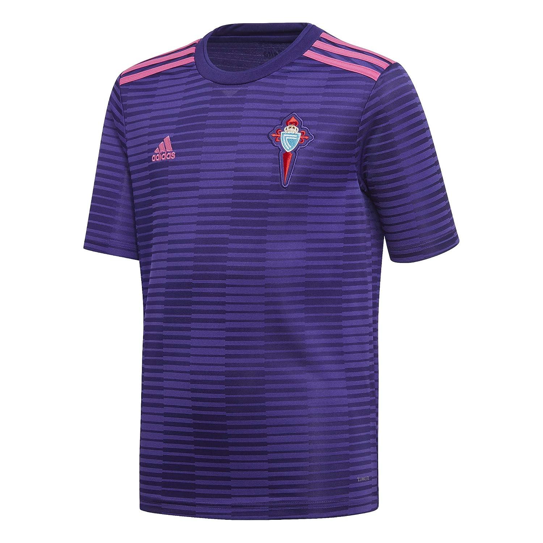adidas Celta A JSY Y - Camiseta 2ª equipación Celta de Vigo, Niño ...